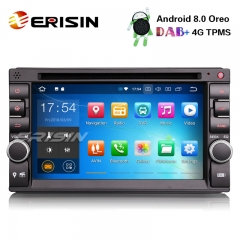 "Erisin ES7836U 6.2"" Nissan DAB+ 4G Android 8.0 Autoradio GPS WiFi Bluetooth DVD Navigation"