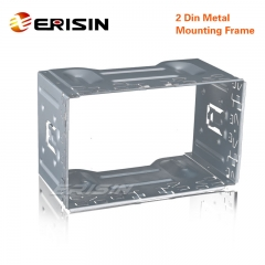 ES200 Universial 2 Din Car DVD Metal Mounting Frame
