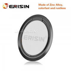 Erisin ES368 360° Rotating Finger Grip Ring Holder Super Thin For Mobile Phones iPhones