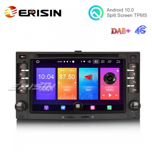"Erisin ES2732K 6.2"" Android 10.0 Car DVD GPS System 4G DAB+ CarPlay+ for Kia SORENTO"
